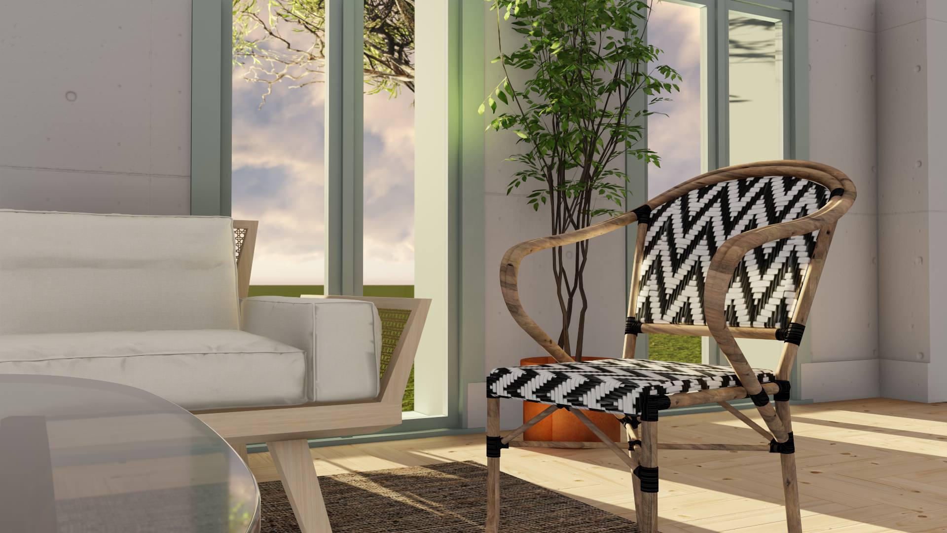 Diseño interior vivienda unifamiliar