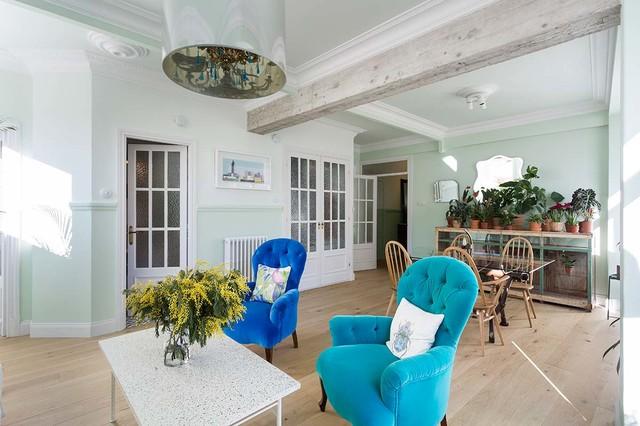 Classic Blue y Verde Menta: Colores ideales para decorar en 2020 2