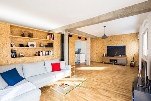 Reforma de una vivienda para un músico