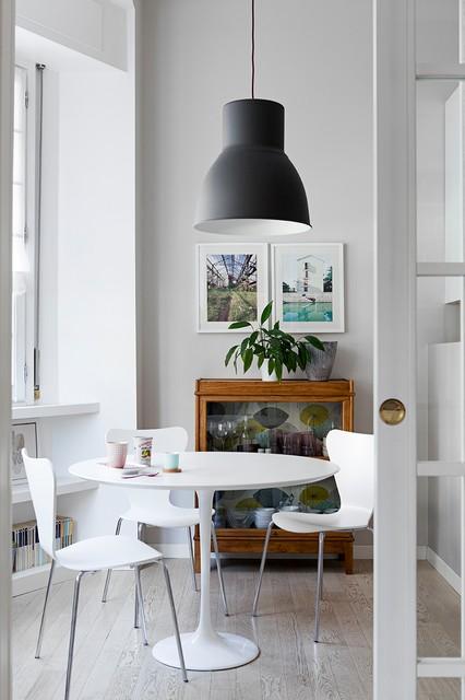 appartamento a Milano - Contemporaneo - Sala da Pranzo ...
