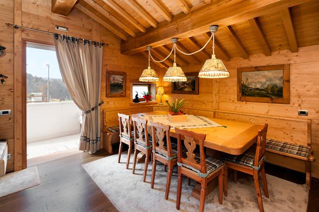 Case Di Montagna Rivista : Arredamento casa di montagna beautiful arredamento casa di