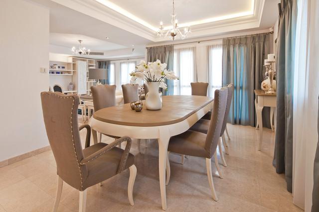 Casa a cipro classico sala da pranzo venezia di for Arredare sala da pranzo classica