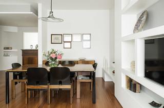 Sala Da Pranzo Moderna Foto Idee Arredamento Aprile 2021 Houzz It