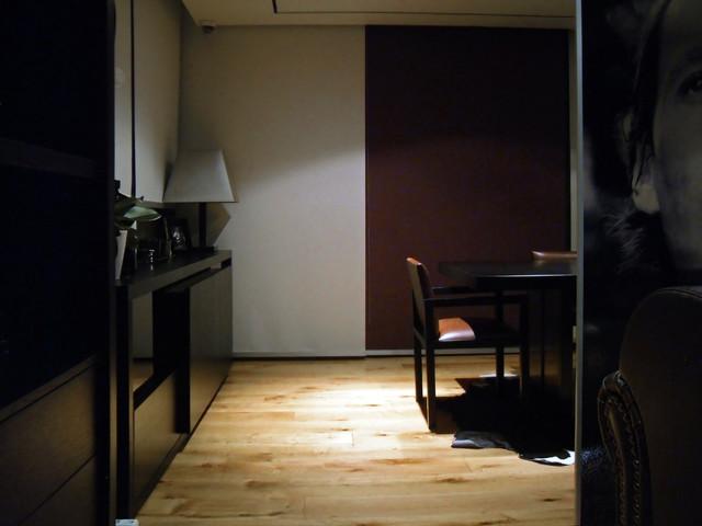 Credenza Per Cantina : Arredo open space e credenza zona giorno contemporaneo sala da