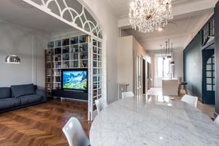 Classic matters classico sala da pranzo milano di - Di tommaso mobili ...