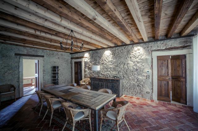 Corte Rustica - In Campagna - Sala da Pranzo - Altro - di ARCADE ...
