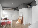 Abitare in 40 Metri Quadri: 4 Progetti a Confronto (8 photos) - image  on http://www.designedoo.it