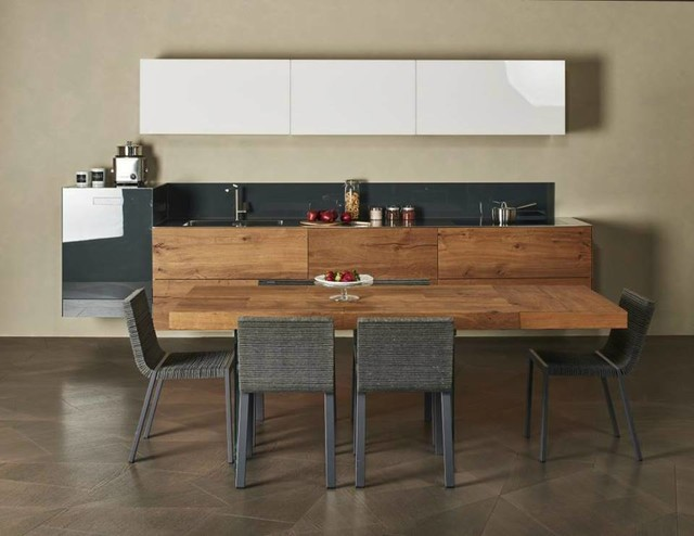 Extendable Air table - Contemporary - Dining Room - Venice - by ...