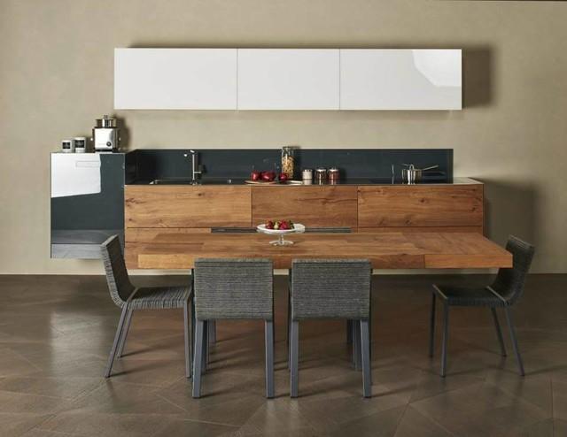 Tavolo Lago Air Allungabile.Extendable Air Table Contemporary Dining Room Venice By Lago