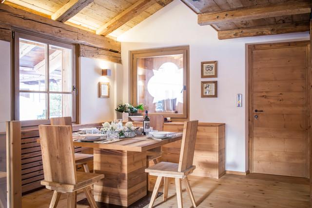 Piccola Sala Da Pranzo : In montagna sala da pranzo