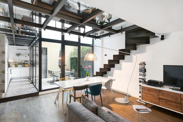 Studi Design Interni Milano.Interni Per Studio Architettura Prquadro