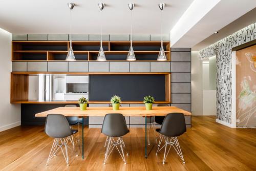 Quanto costa costruire una casa da zero idealista news - Sale da pranzo contemporanee ...