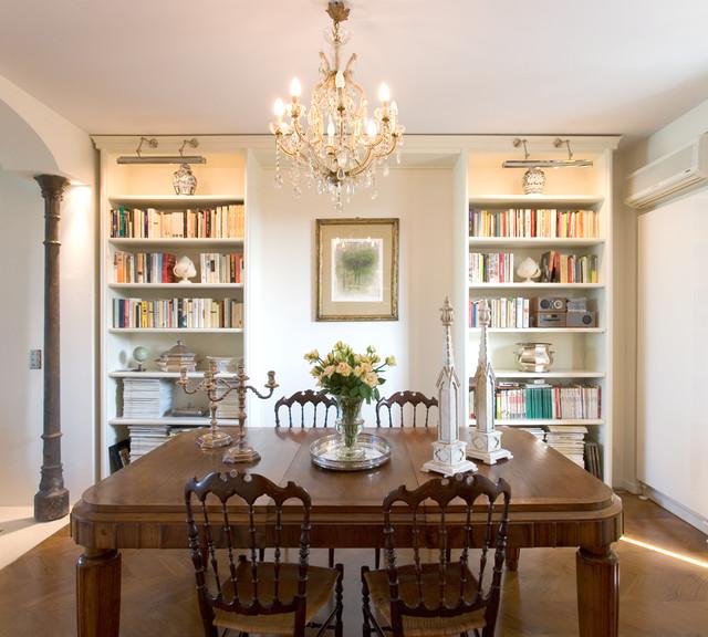 sala pranzo dining - Classico - Sala da Pranzo - New York - di ...