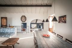 Umbau: Ein Wochenendhaus mit Panoramablick in Ligurien