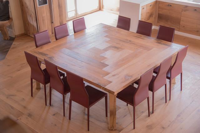 Sala Da Pranzo Rustica : Villa rustica in montagna sala da pranzo venezia di ri novo