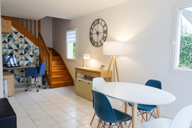 ... Décoration dun Séjour au Style Scandinave scandinavian-dining-room