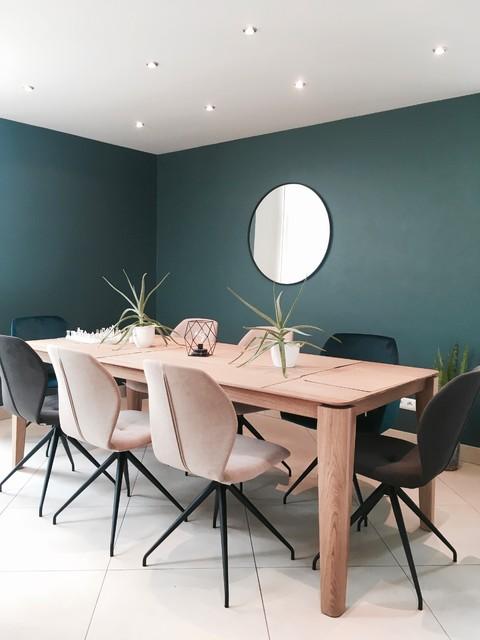 Aménagement et décoration d\'un séjour - Modern - Esszimmer ...