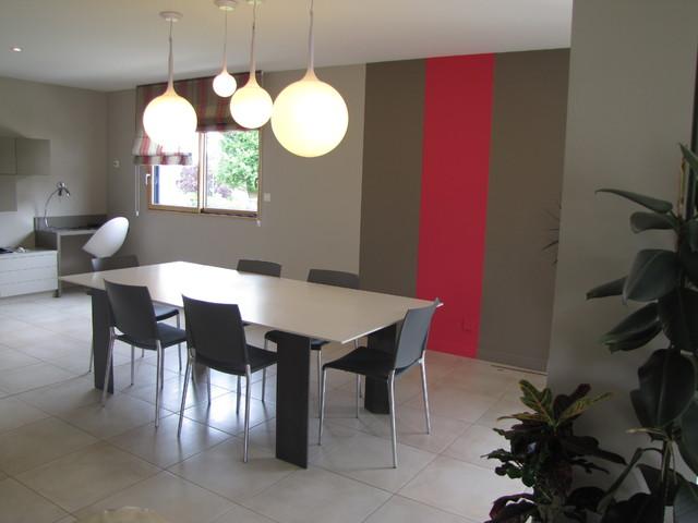 Aménagement & Décoration d\'une pièce à vivre - Contemporain - Rennes ...