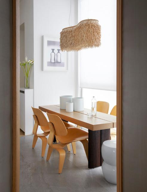 Scandinave Salle à Manger By Bismut U0026 Bismut Architectes