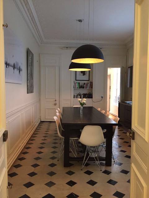 Rénovation et décoration d\'un appartement atypique Paris 8ème ...