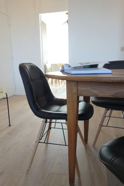 Appartement scandinave vintage scandinavo sala da for Sala pranzo vintage