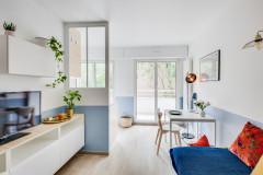 Avant/Après : 20 000 euros pour rénover 20 m2 à Paris