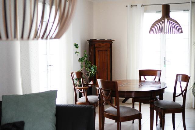 Décoration d\'intérieur d\'une maison individuelle - Modern ...