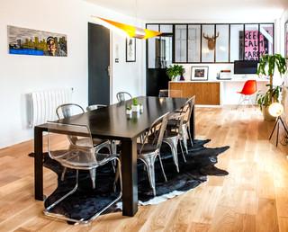 d coration d 39 int rieur clectique salle manger brest par sam va photographie. Black Bedroom Furniture Sets. Home Design Ideas