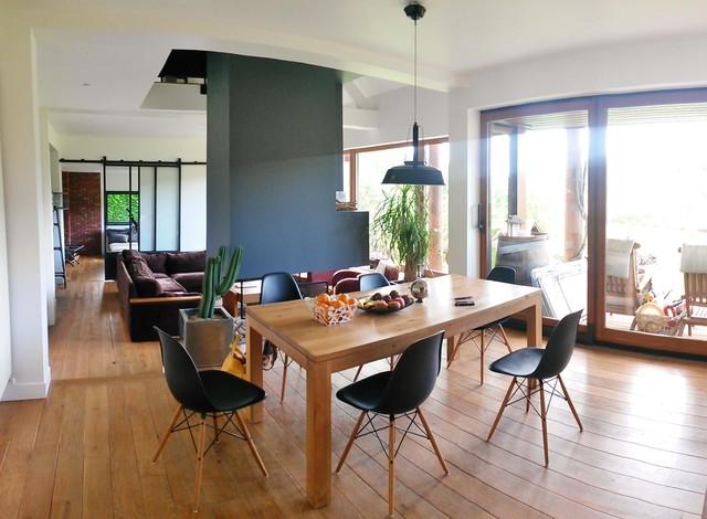 Décoration d\'une maison à l\'ambiance industrielle ...