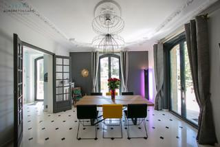 Decoration Interieur Maison De Maitre Contemporain Salle A