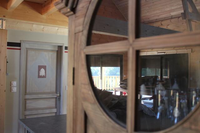 D coration int rieure de chalet et maisons bois - Decorations interieures maison ...