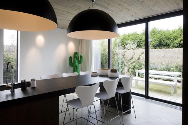 ECOLE DE LA CREATIVITE - Contemporary - Dining Room - Lille - by ...