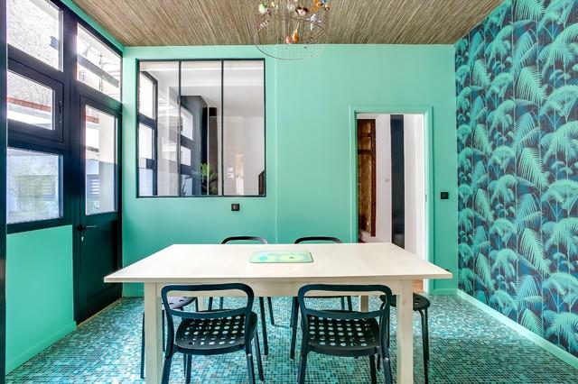exotique salle manger. Black Bedroom Furniture Sets. Home Design Ideas