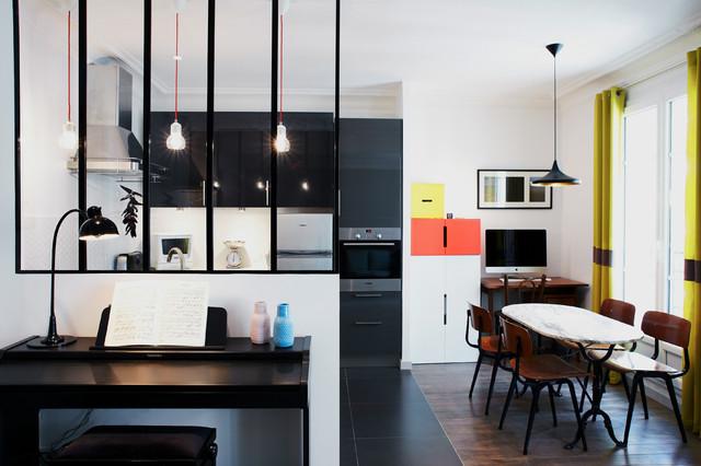 Hermann lachapelle scandinave salle manger paris - Decorer sa salle a manger ...