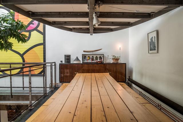 Loft Lyon 3 - Industrial - Dining Room - Lyon - by Jérémie ...