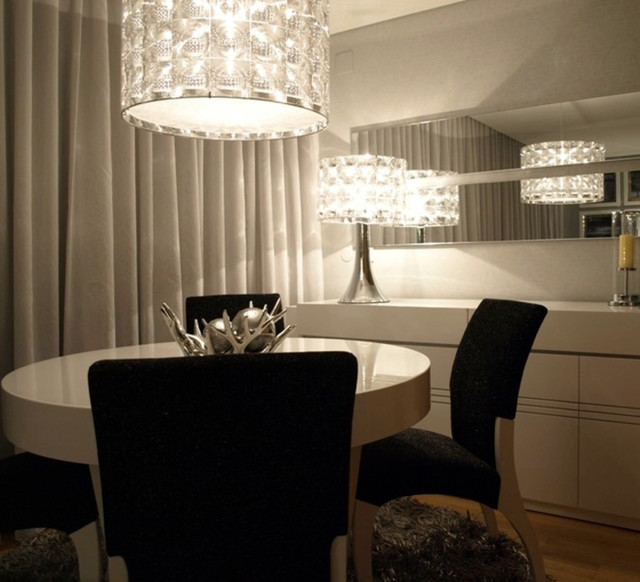 lustre salle a manger contemporain. Black Bedroom Furniture Sets. Home Design Ideas