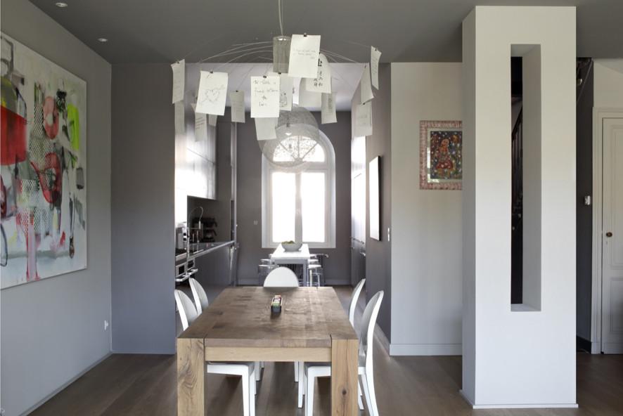 Maison moderne - Modern - Dining Room - Bordeaux - by Daphné ...
