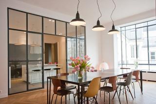 paris 17 220m2. Black Bedroom Furniture Sets. Home Design Ideas