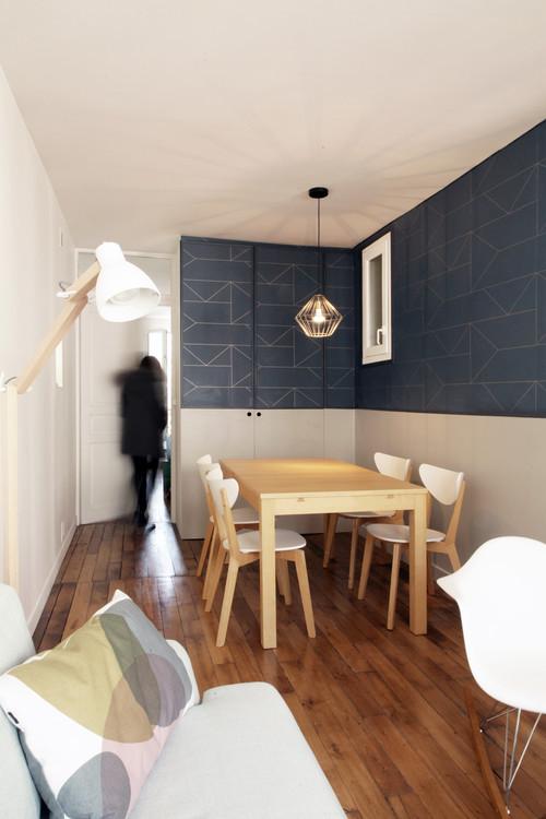 Rénovation d'un appartement à Paris-Nation