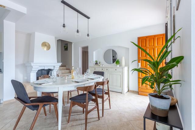 Restructuration Complète D Une Maison Provençale