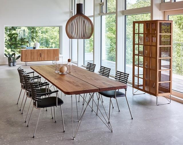 Salle a manger scandinave avec le mobilier naver for Meuble de salle a manger avec mobilier scandinave design