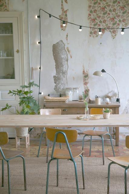 Romantique salle à manger by les petites emplettes