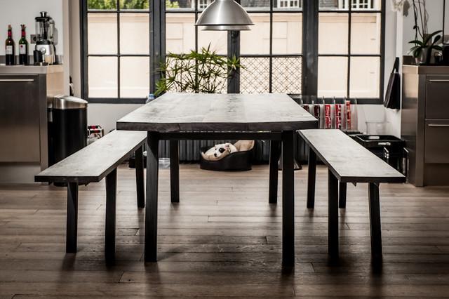 table manger boissi re. Black Bedroom Furniture Sets. Home Design Ideas