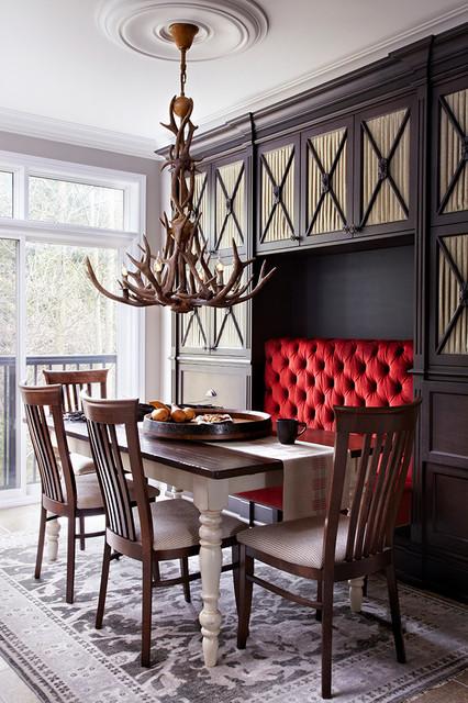 townhouse classique chic salle manger paris par anna duval designs. Black Bedroom Furniture Sets. Home Design Ideas
