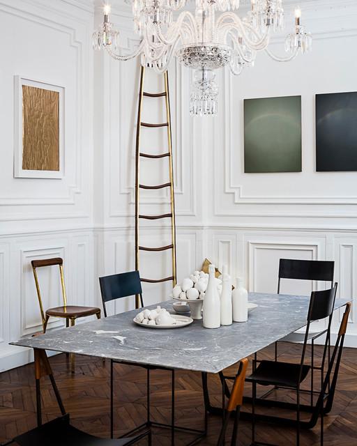 Une salle manger classique for Salle a manger classique