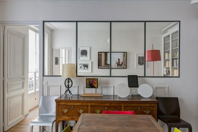 Verri re d 39 int rieur style atelier d 39 artiste for Modele verriere interieur