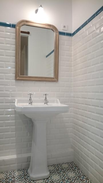 Abatec renovation paris for Renovation salle de bain paris