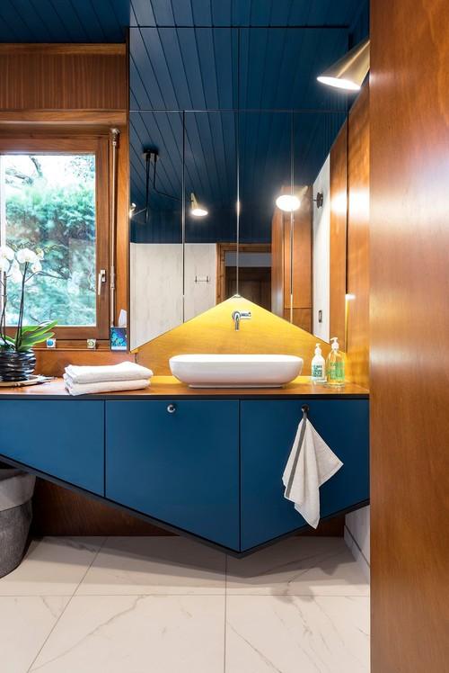 Von Atelier SOFI(A)   Sophie Lallias Architecte DPLG   Ideen Für Kleine  Badezimmer