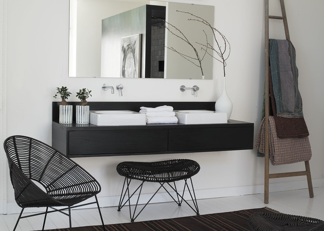 ambiance blanc d 39 ivoire moderne salle de bain paris par blanc d 39 ivoire. Black Bedroom Furniture Sets. Home Design Ideas