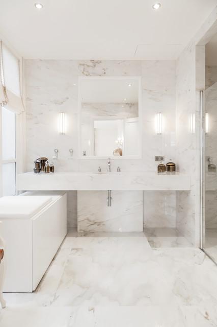 Appartement de Luxe - Triangle d\'Or, Paris - Contemporain ...